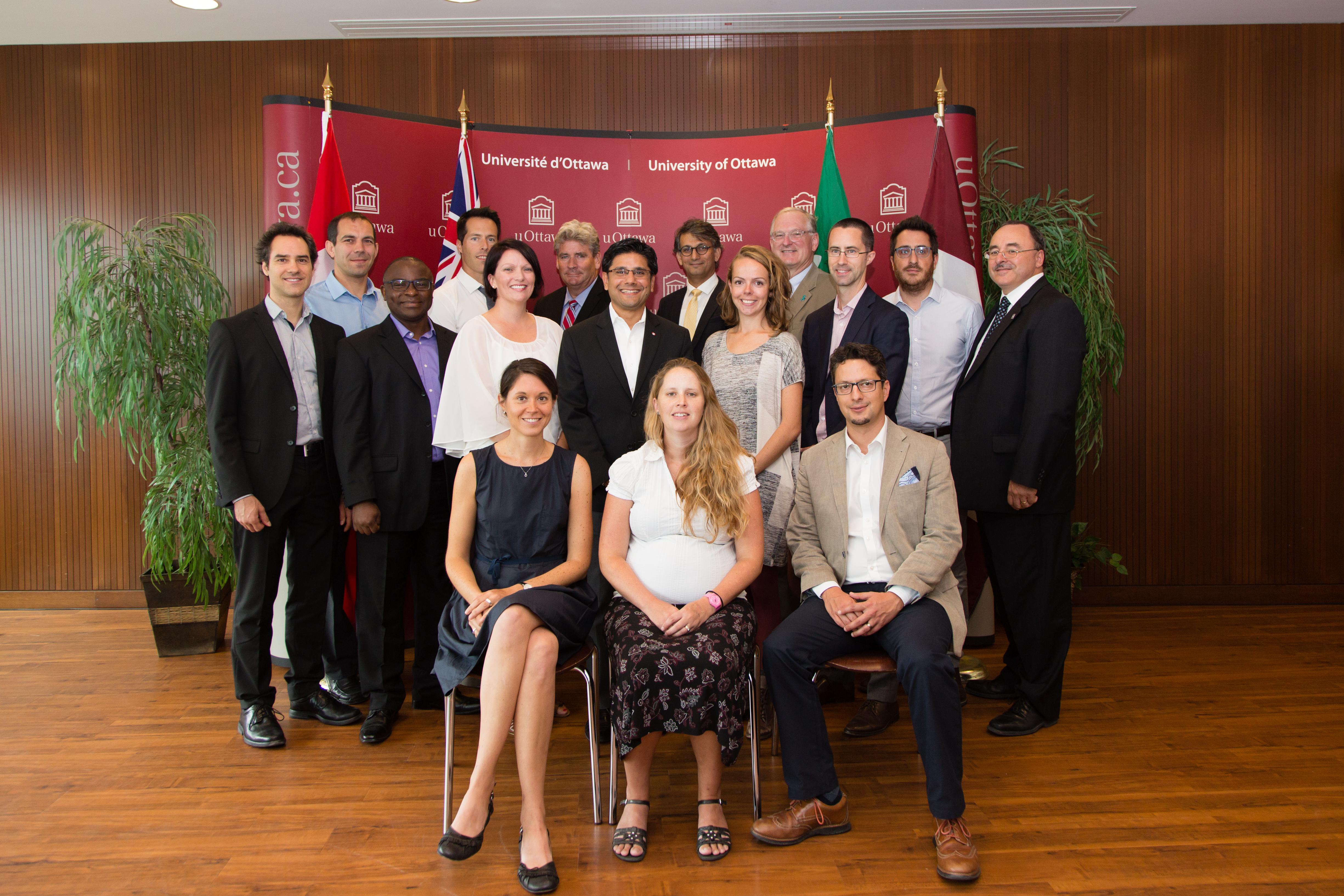 Ontario Research Fund announcement / Annonce du Fonds de recherche de l'Ontario