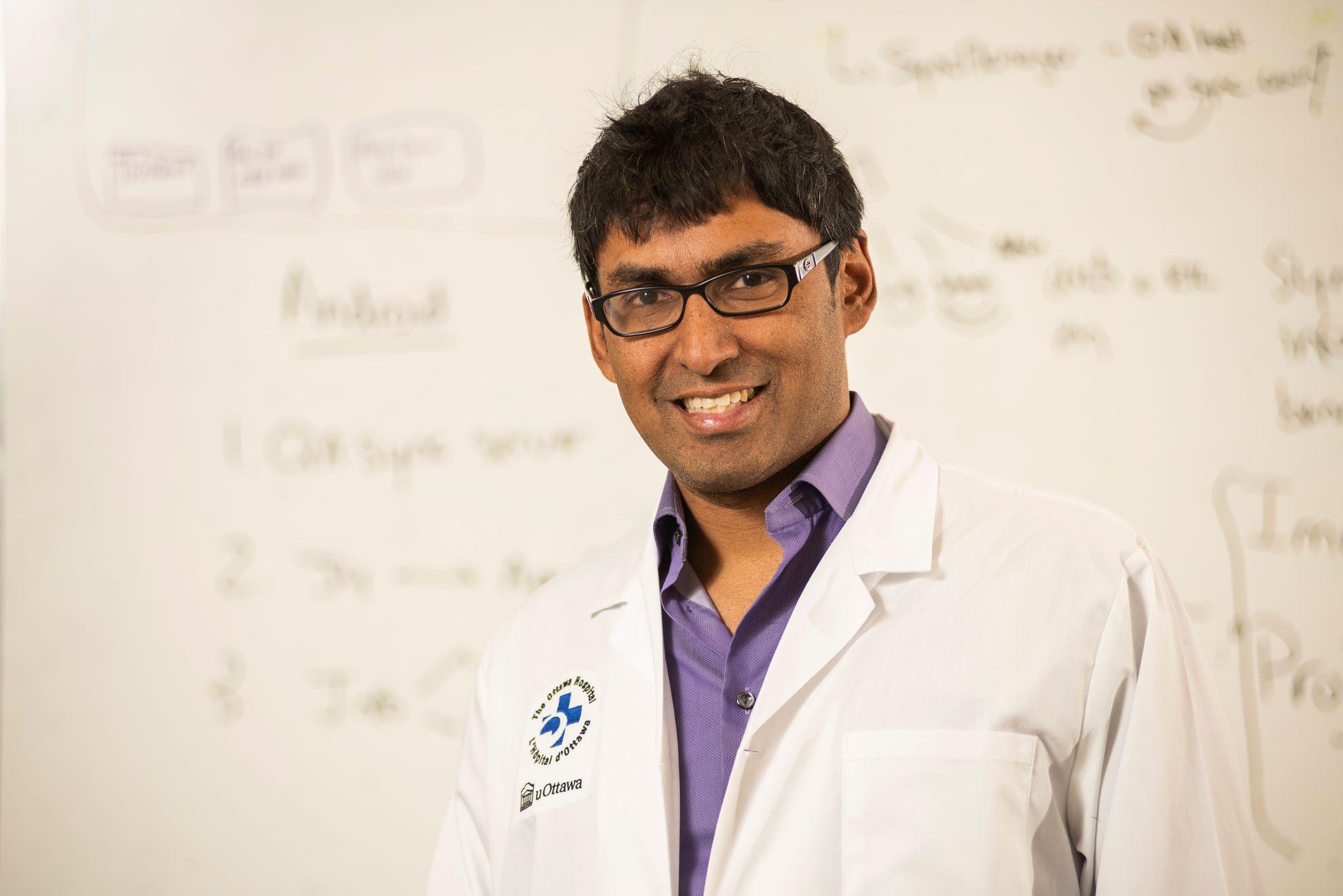 Dr. Kumanan Wilson