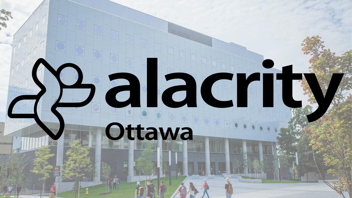 Alacrity Ottawa photo montage
