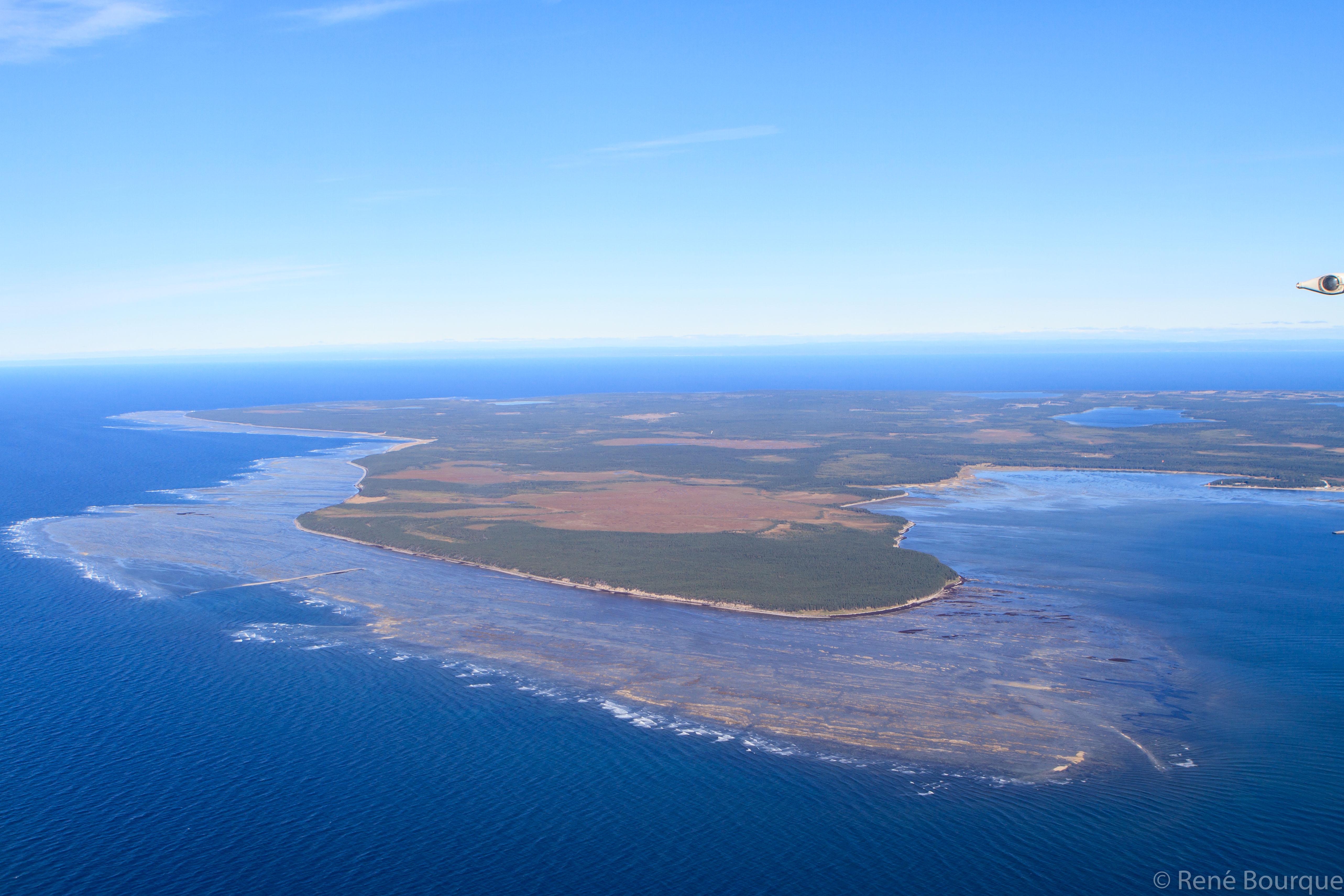 L'île d'Anticosti