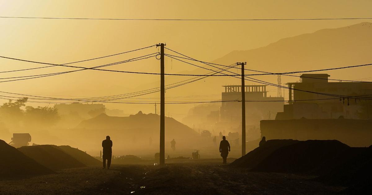 Une image de Kaboul
