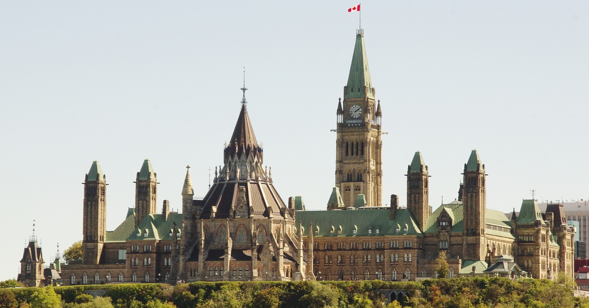 The Parliament of Canada.