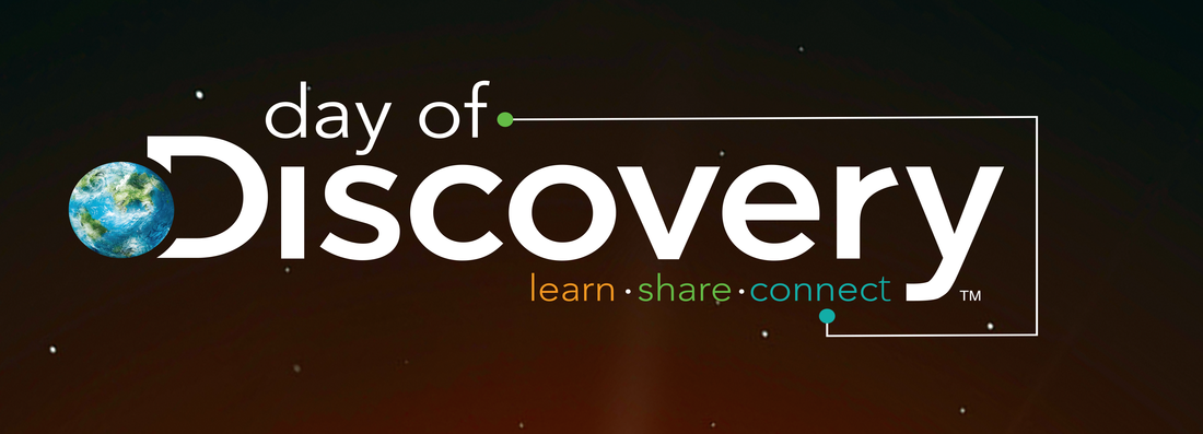 Day of Discovery. Learn, Share, Connect