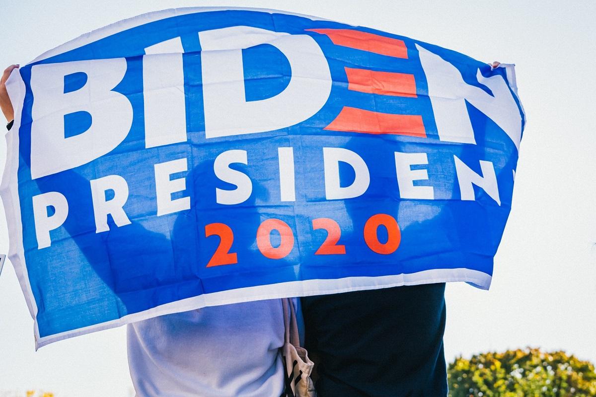 Biden flag