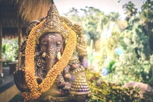 Figurine du dieu Ganesha
