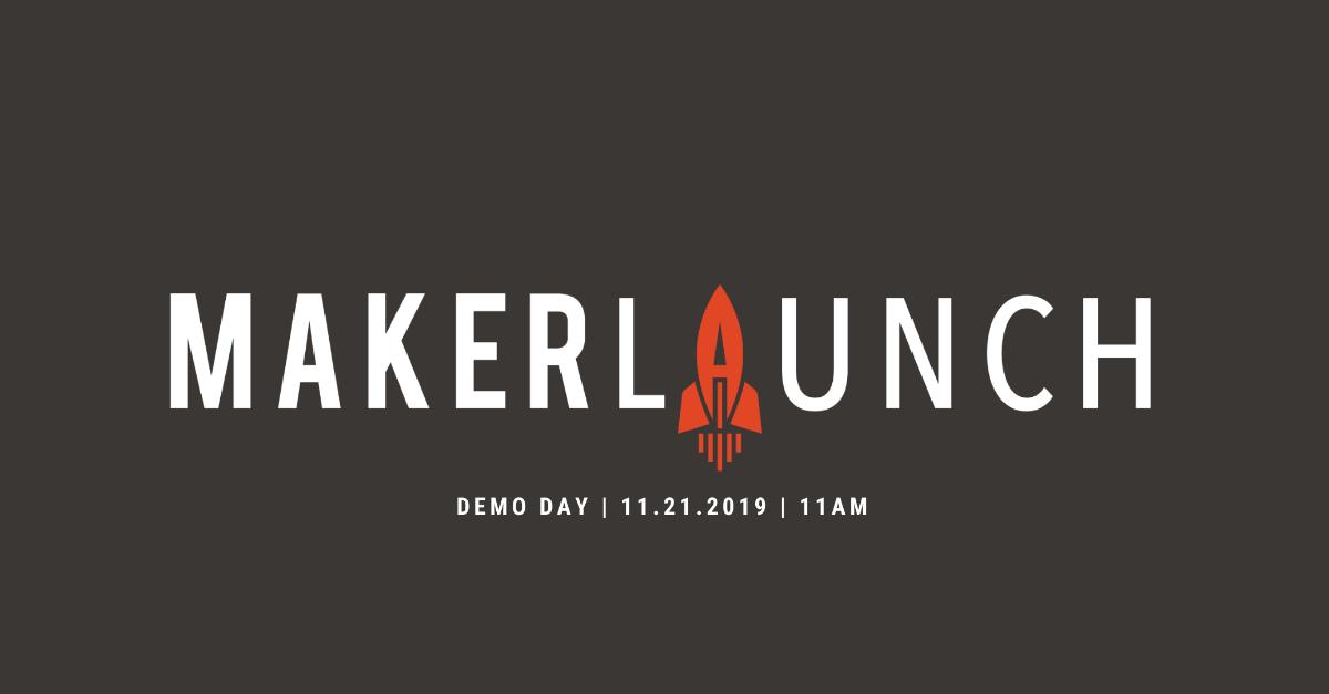 Logo de MakerLaunch.