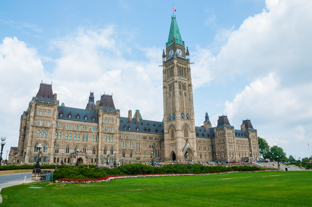 Le parlement du Canada