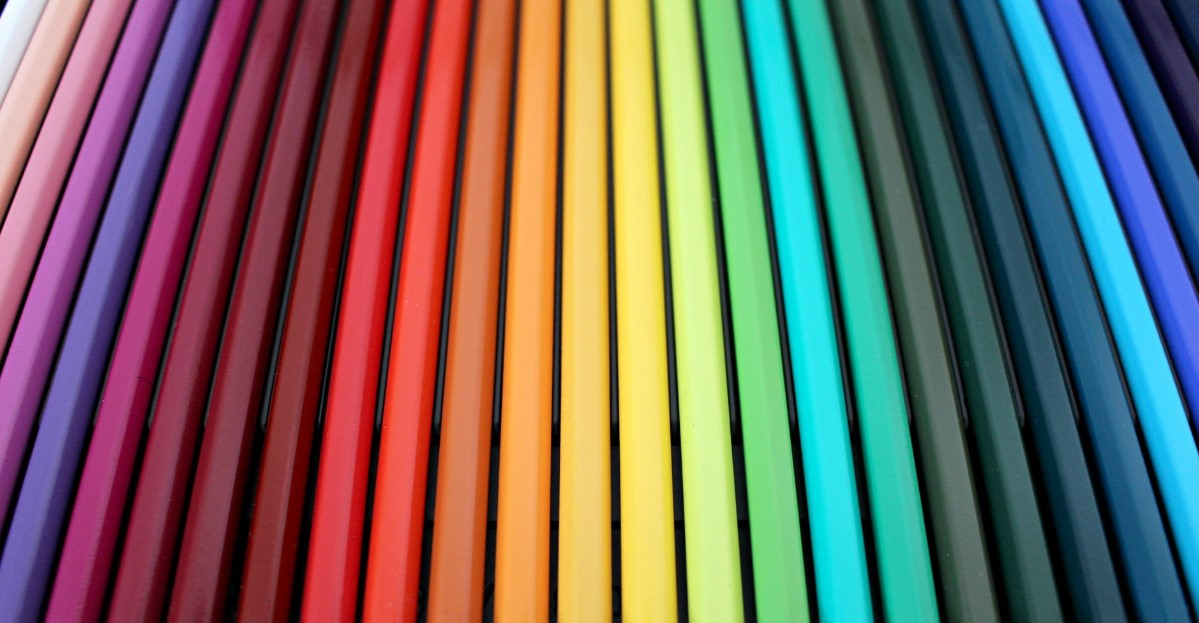 couleurs de Pride
